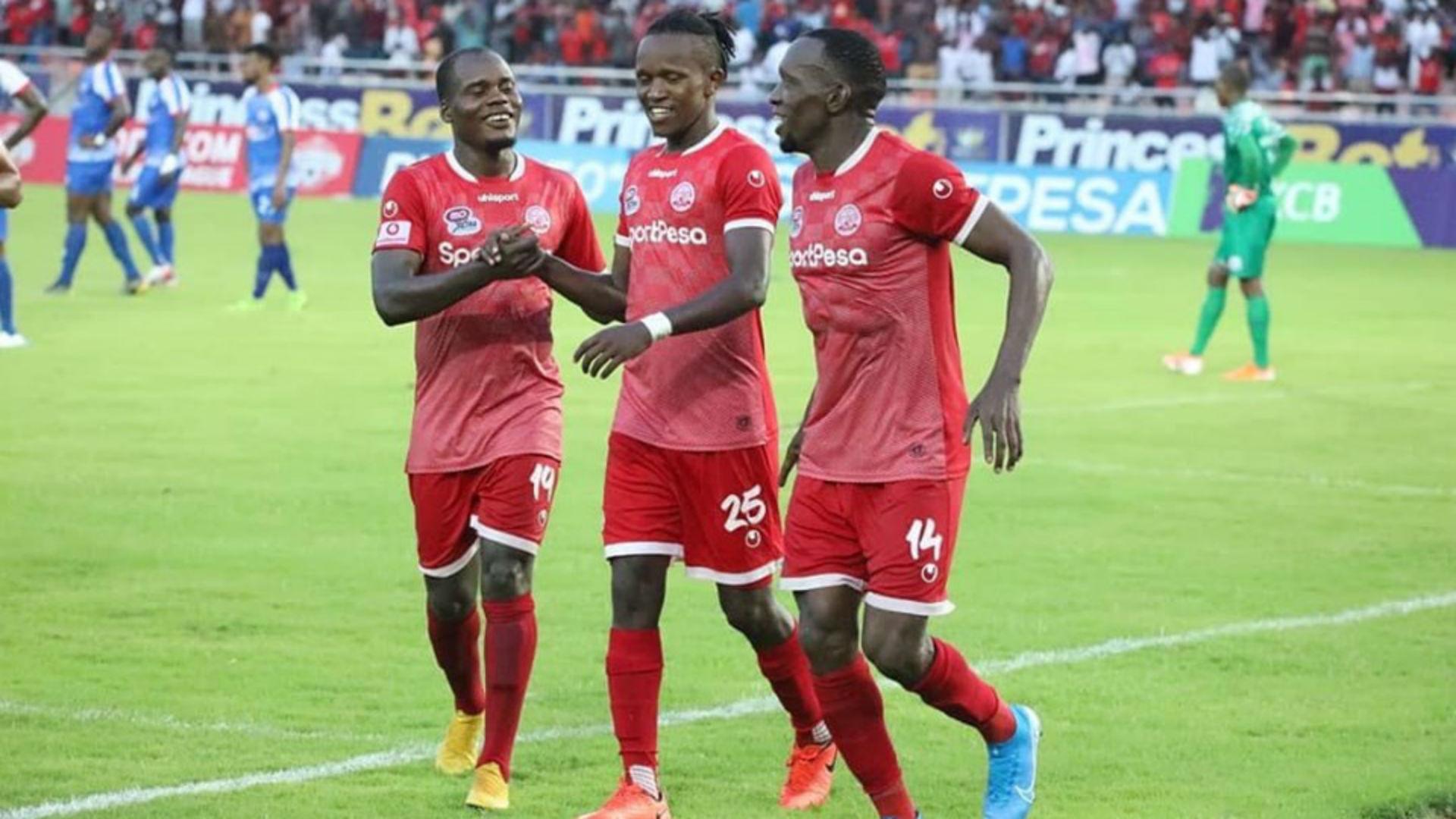 Simba SC target Matola resigns from Polisi Tanzania