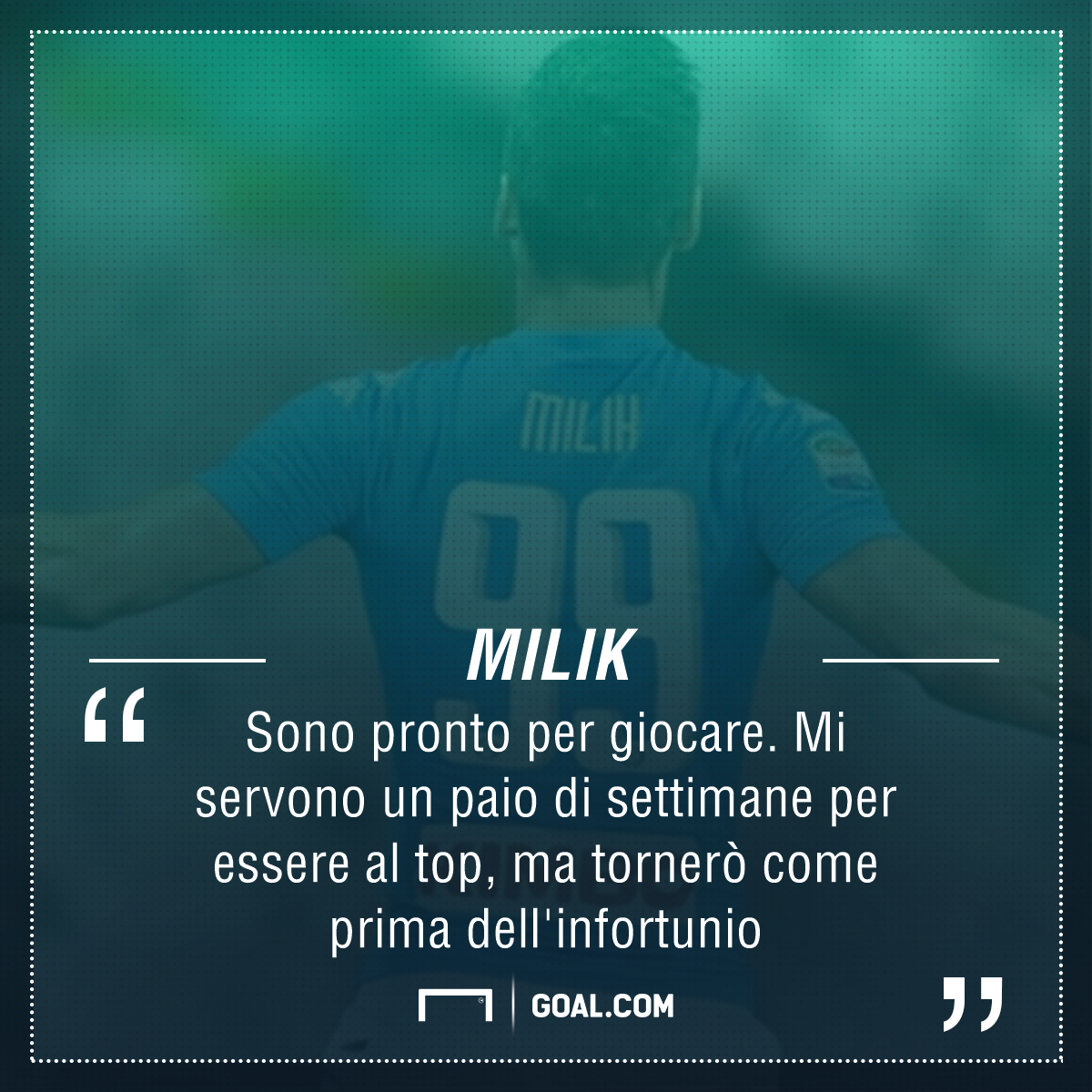 Milik: