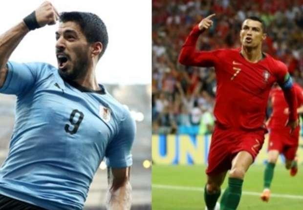 Resultado de imagem para Uruguai x Portugal
