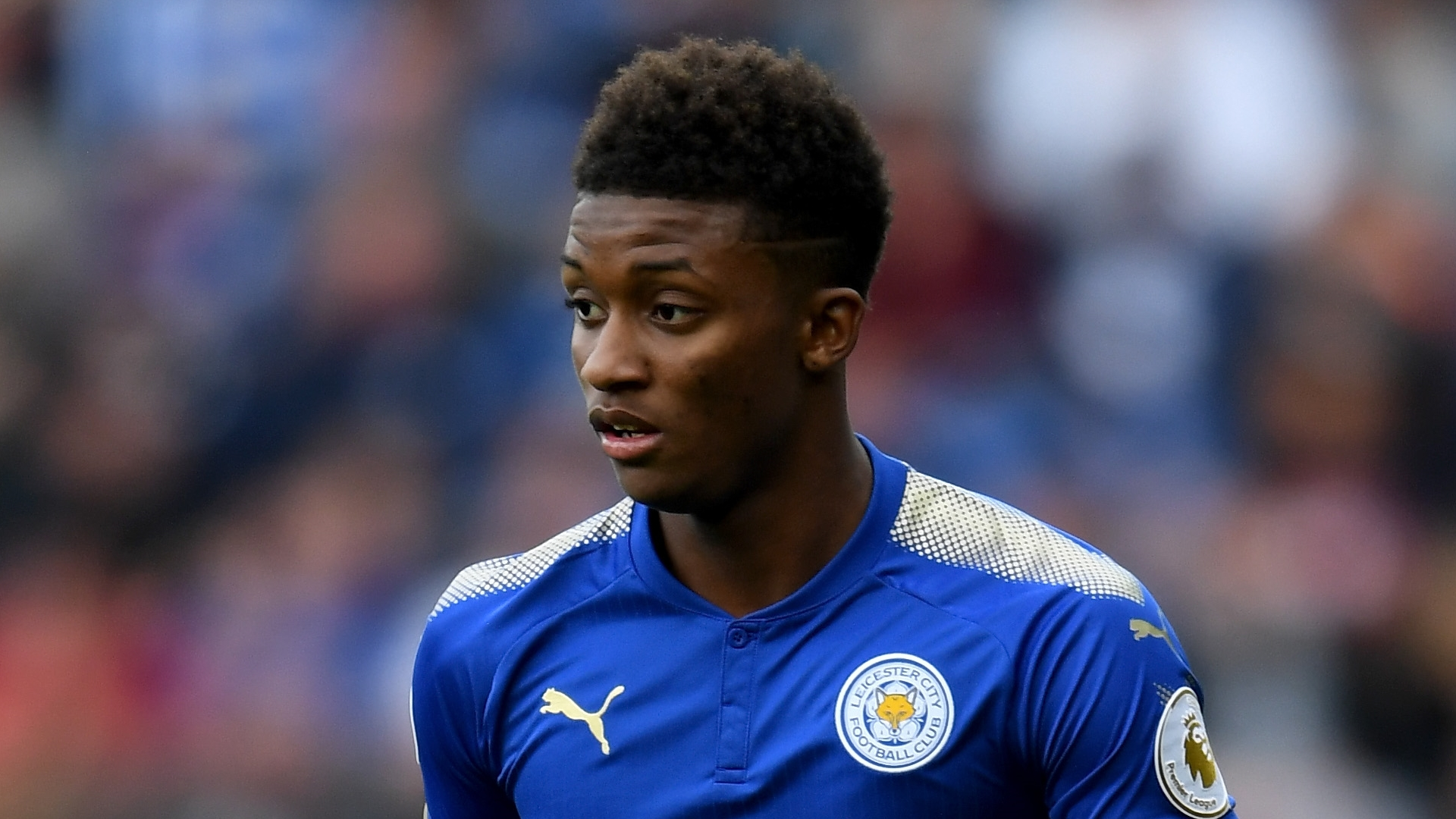 Demarai Gray, Leicester