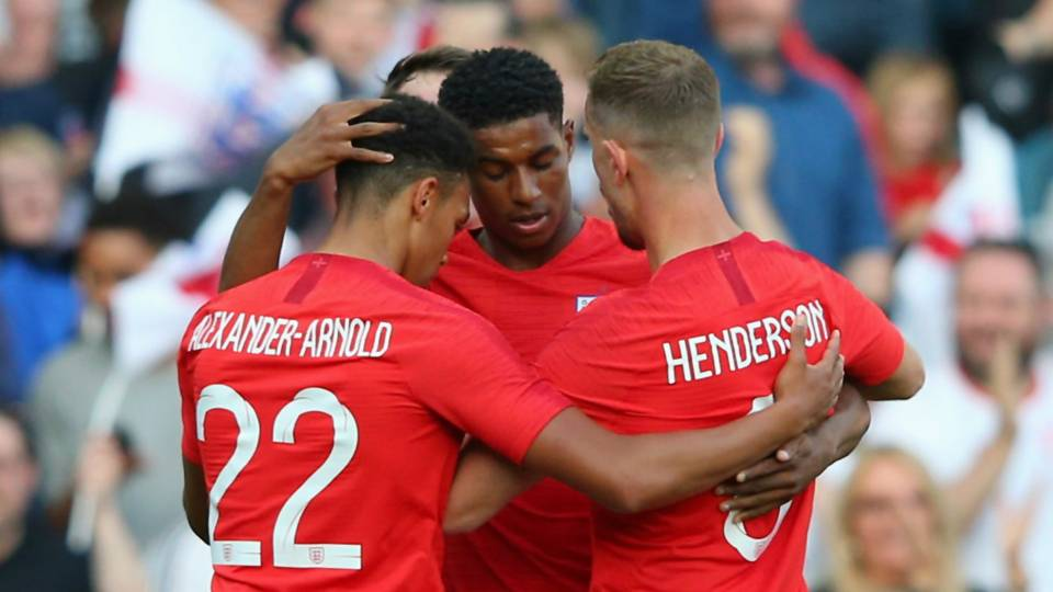 Rashford unleashed! Marvellous Marcus sends message to Southgate and Mourinho