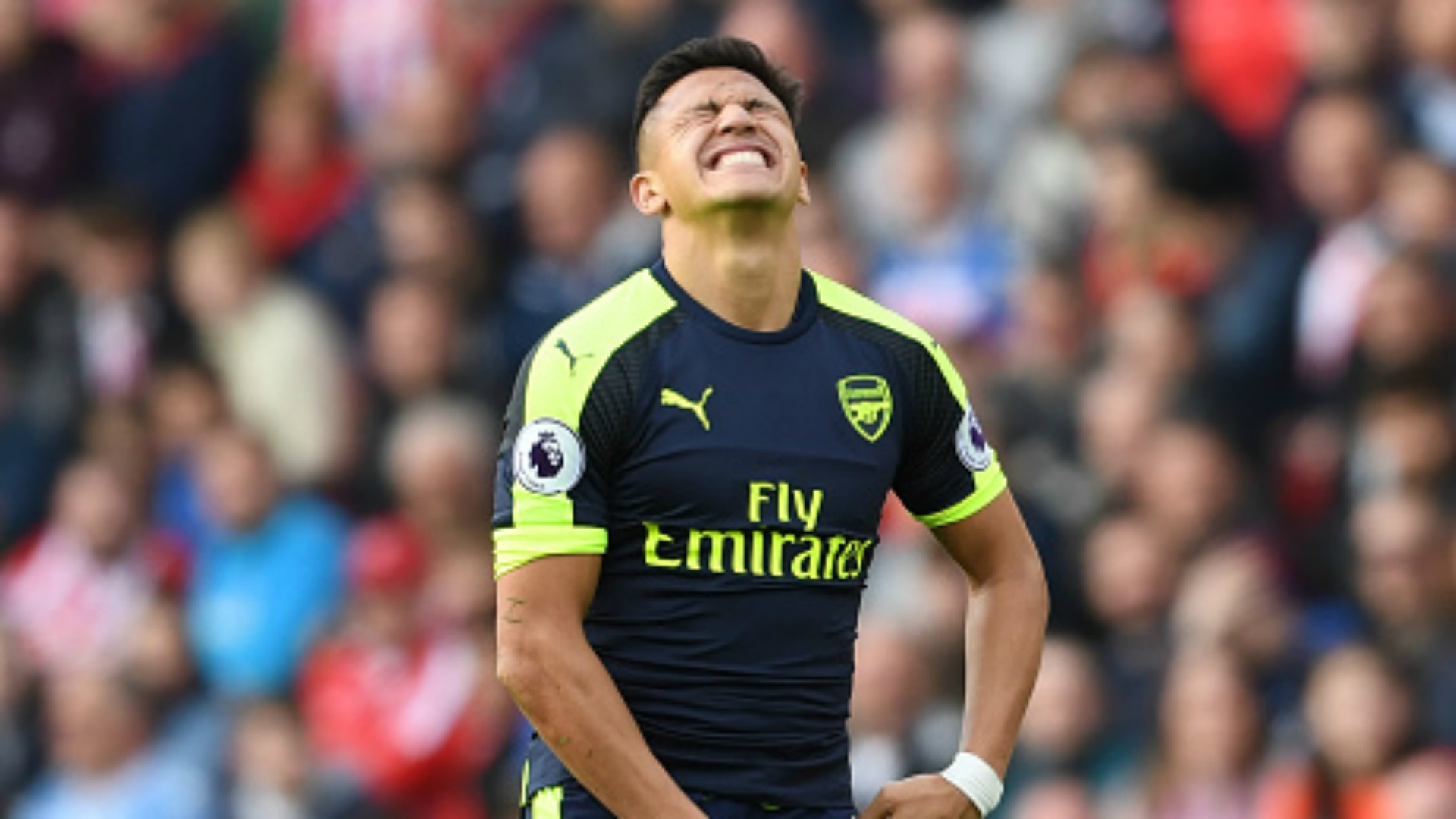 Alexis Sánchez mete miedo en Premier League