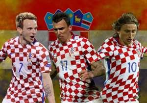 Wer folgt auf Luka Modric? Goal präsentiert die besten Kroaten beim Konsolenspiel FIFA 18.