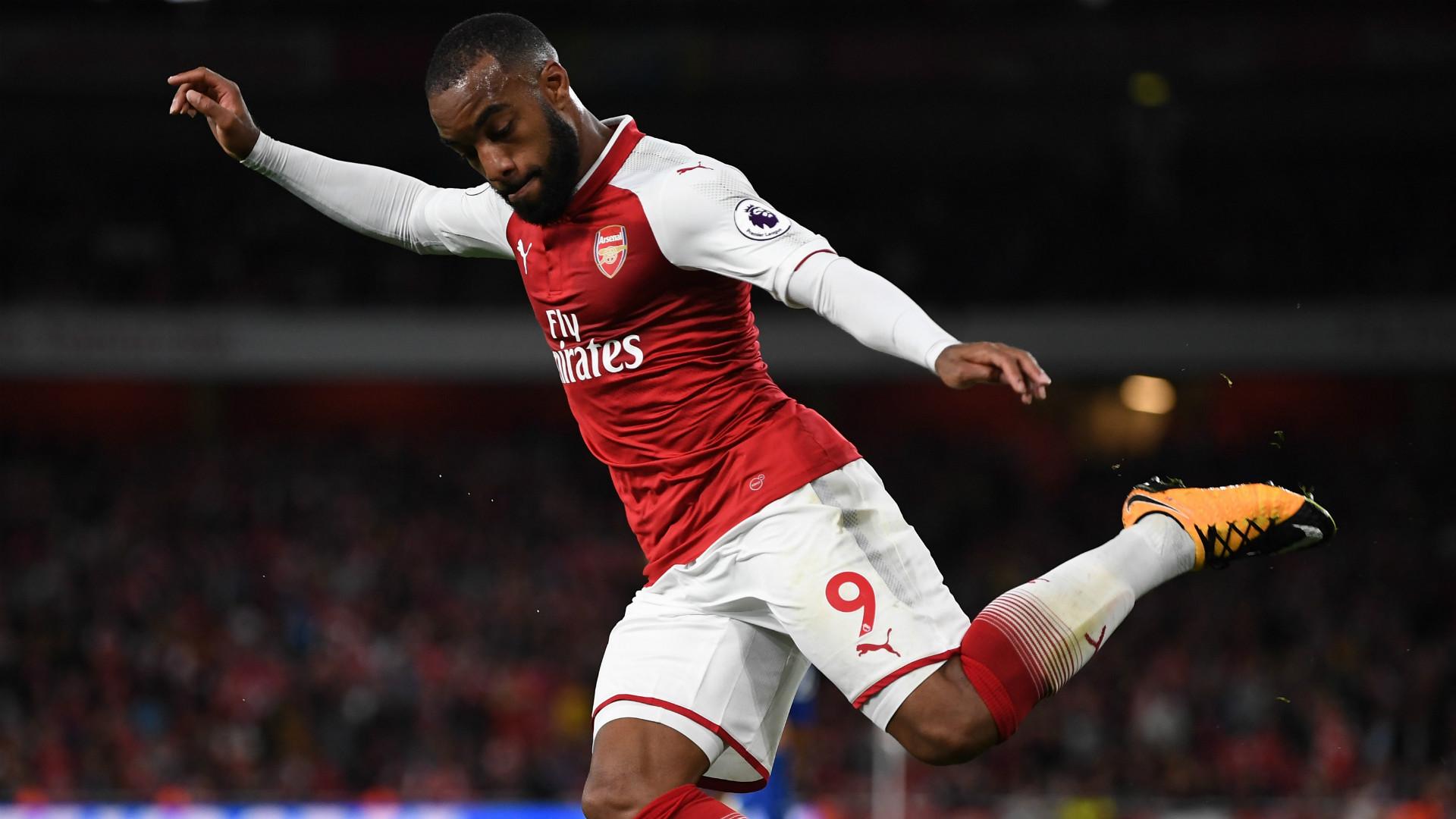 Alexandre Lacazette Arsenal Premier League