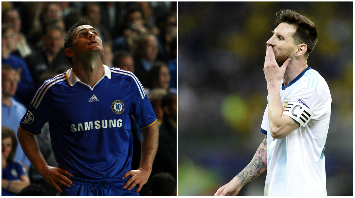 Commentary: Hypocritical Messi wasn't complaining during Chelsea, PSG, Madrid controversies