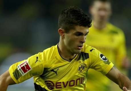AA: Pulisic faces tough battle for minutes
