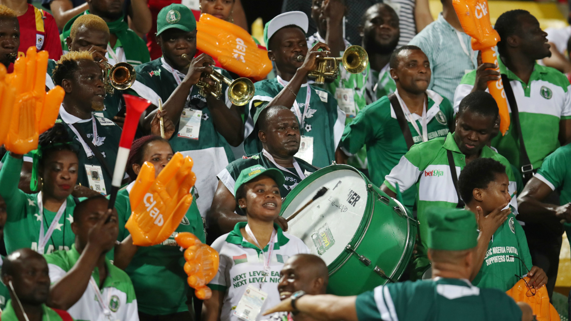 Africa Cup of Nations qualifiers live: Nigeria vs Benin