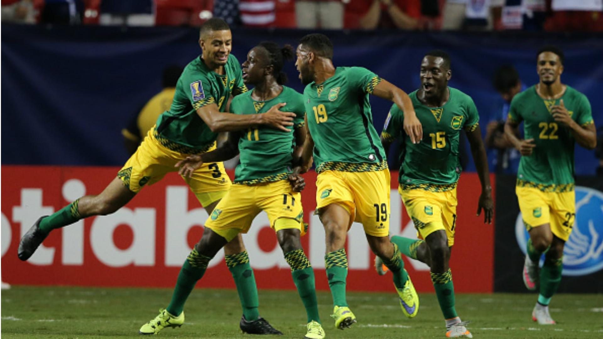 Gastgeber USA und Jamaica stehen im Gold-Cup-Finale
