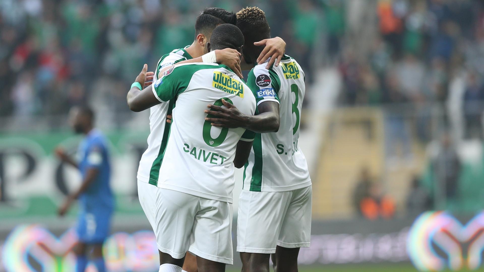 Belgian club Oostende sign former Bursaspor defender Vieux Sane