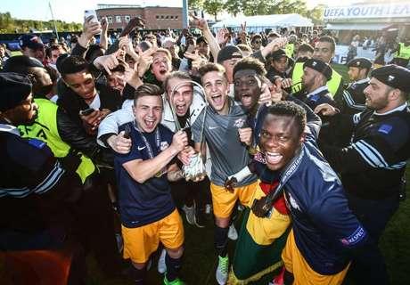 RB Salzburg, Juara Baru 'Liga Champions Junior'