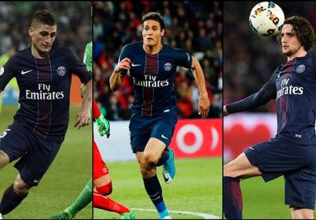 Cavani, Verratti, Rabiot... : qui est le meilleur joueur de la saison du PSG ?