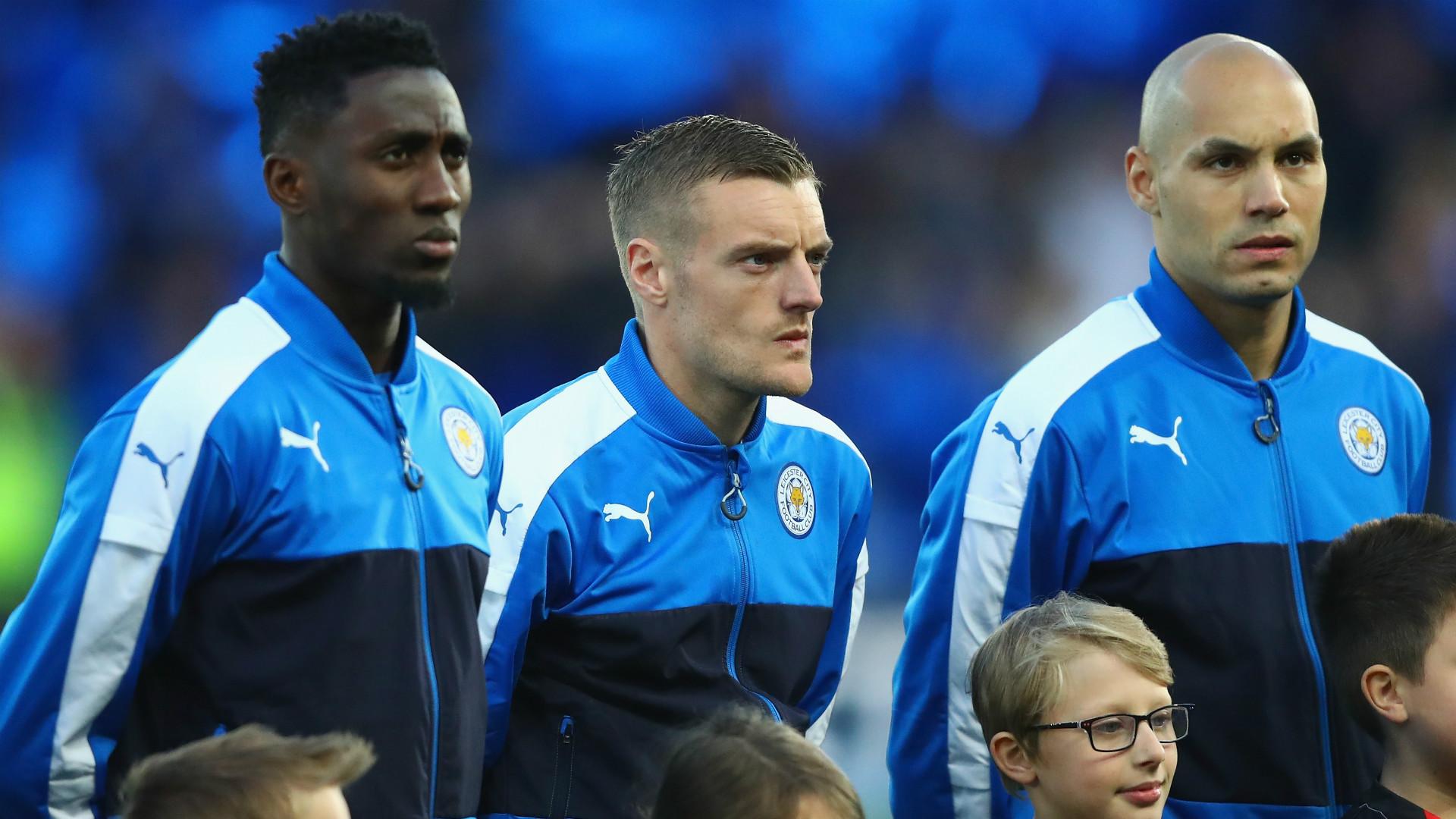 Jamie Vardy Leicester City Champions League