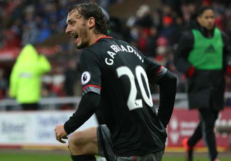 Gabbiadini rises above the pressure
