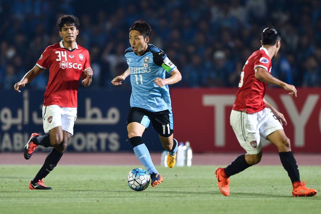 Yu Kobayashi; Kawasaki Frontale vs Muangthong United