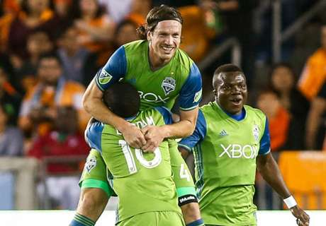 Sounders dominate underdog Dynamo