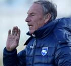 Pescara, Zeman non rinuncia ai gradoni