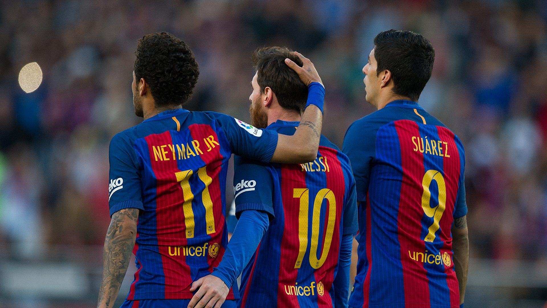 'I miss Messi and Suarez' - Neymar pines for past Barcelona team-mates but reaffirms PSG future