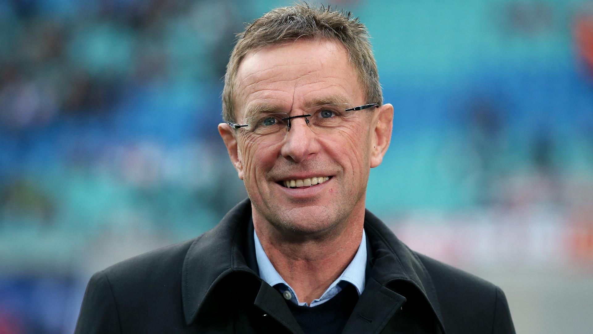 Ralf Rangnick RB Leipzig