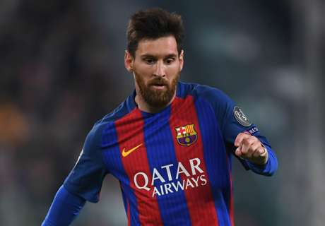 Messi in, CR7 out in European Best XI