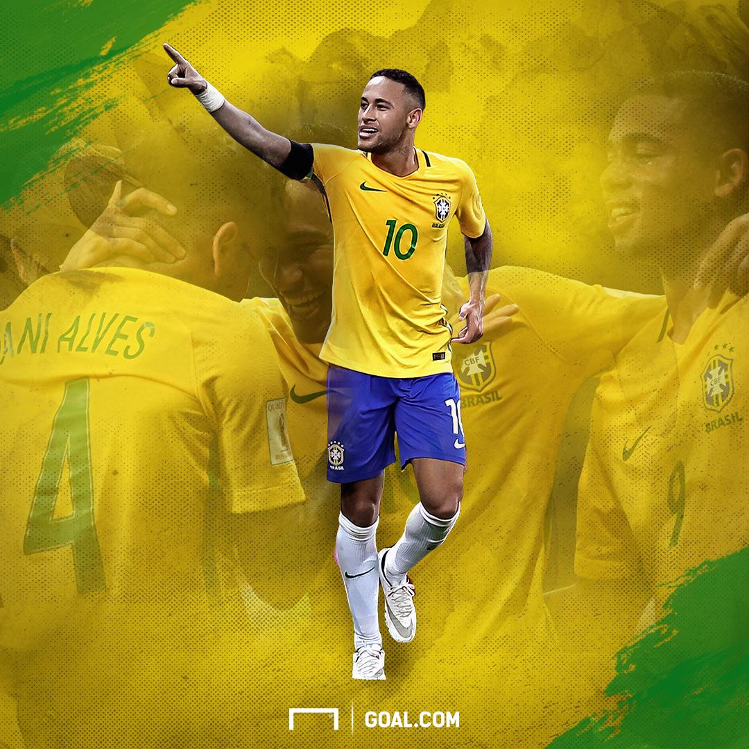 Le Brésil premier qualifié pour la Coupe du monde 2018 ! | Goal.com