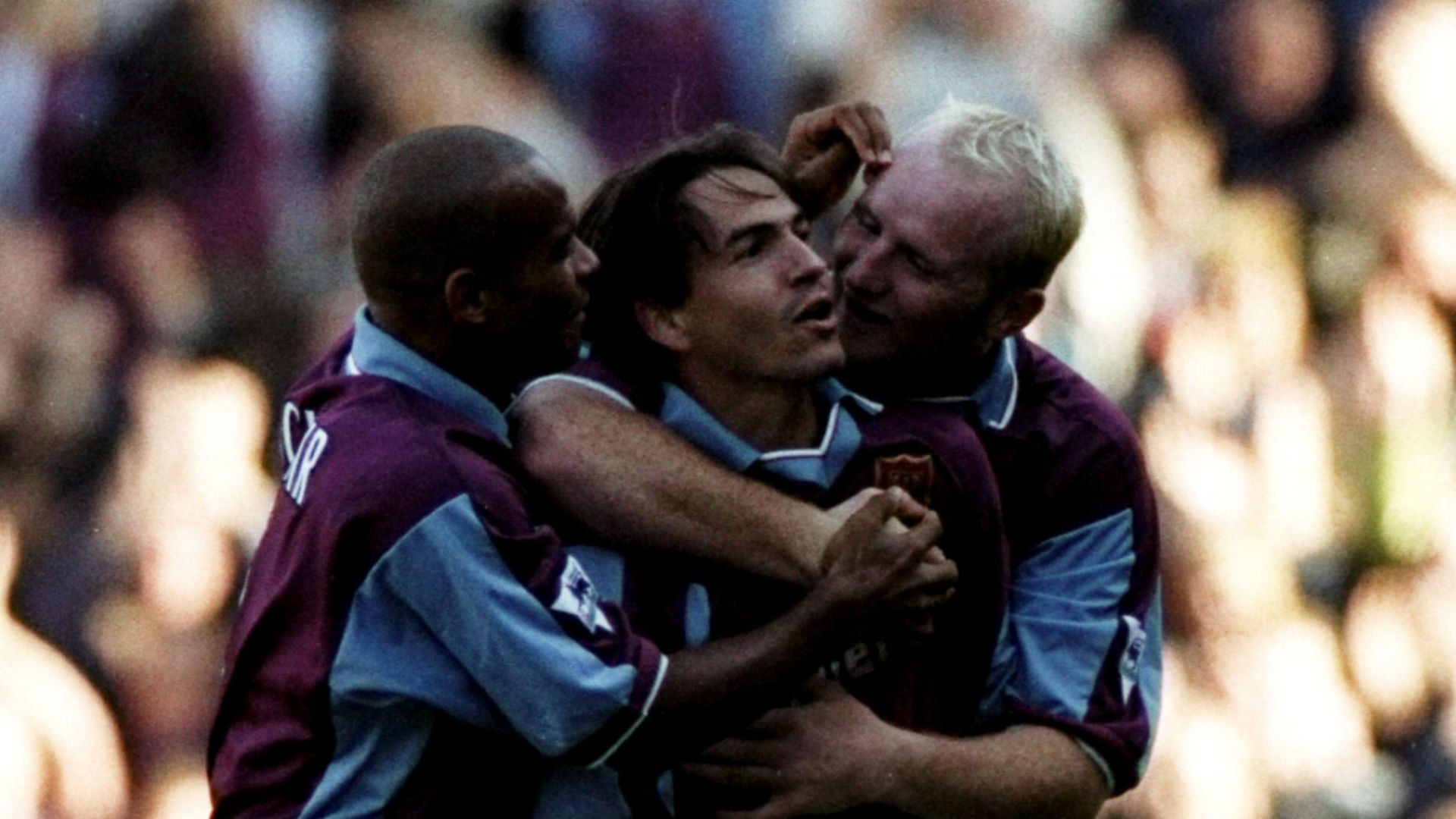 Eyal Berkovic John Hartson West Ham