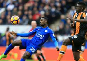 Wilfred Ndidi (Nigeria): Ndidi's displays for Leicester City have seen him draw comparisons to N'Golo Kante who was instrumental in the Foxes' league-winning campaign last season. The Super Eagles international has also made life difficult for Ghanaia ...