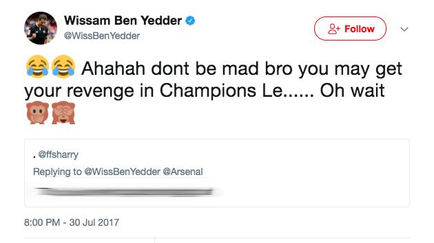 HD Ben Yedder tweet 2