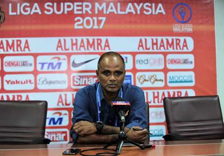 Maniam let down by Selangor's poor finishing