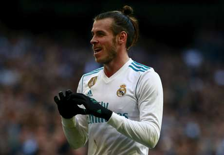 Madrid's main man: Bale shows Ronaldo the way