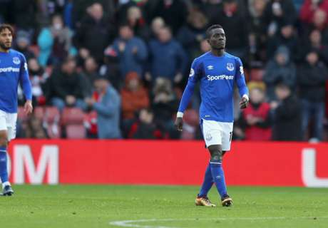Gueye sends special message to Everton fans