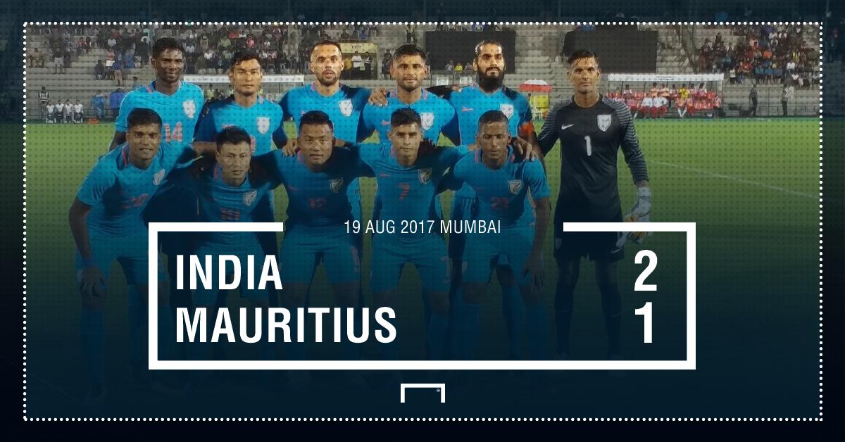 India Mauritius PS