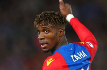 Crystal Palace manager, Roy Hodgson defends Wilfried Zaha substitution vs. Newcastle United