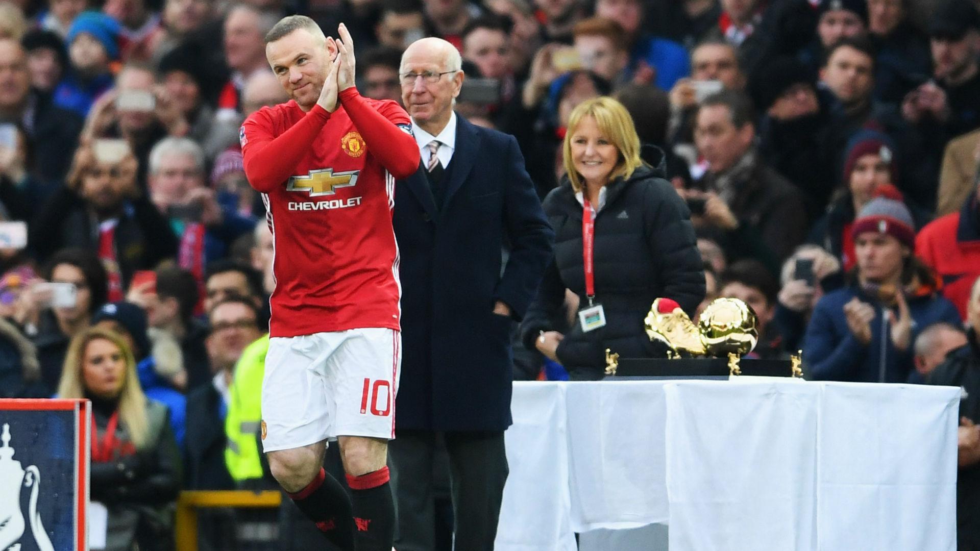 Shanghai FA denies bid for Rooney