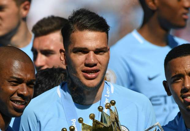 Man City goalkeeper Ederson earns Guinness World Record