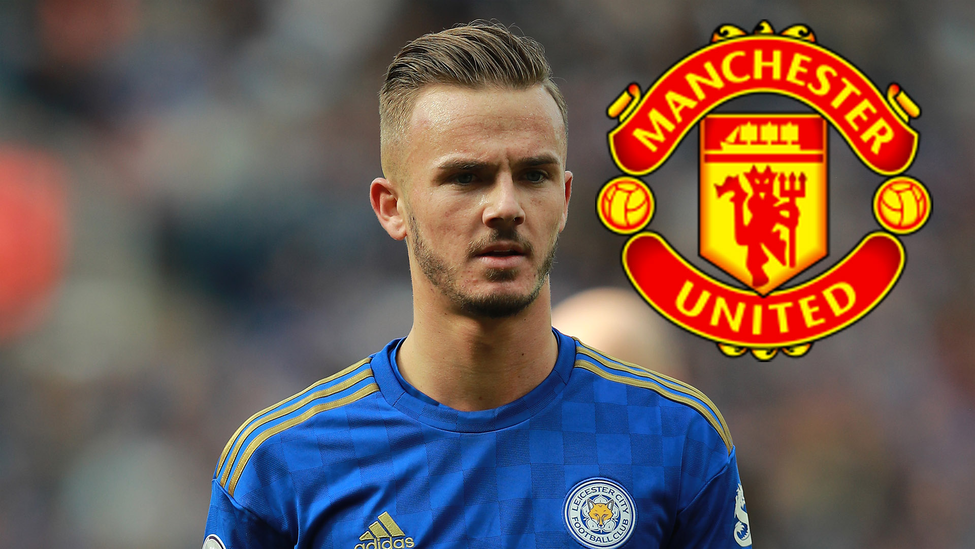 Man Utd target Maddison could be sold if Leicester's price tag met, concedes Rodgers