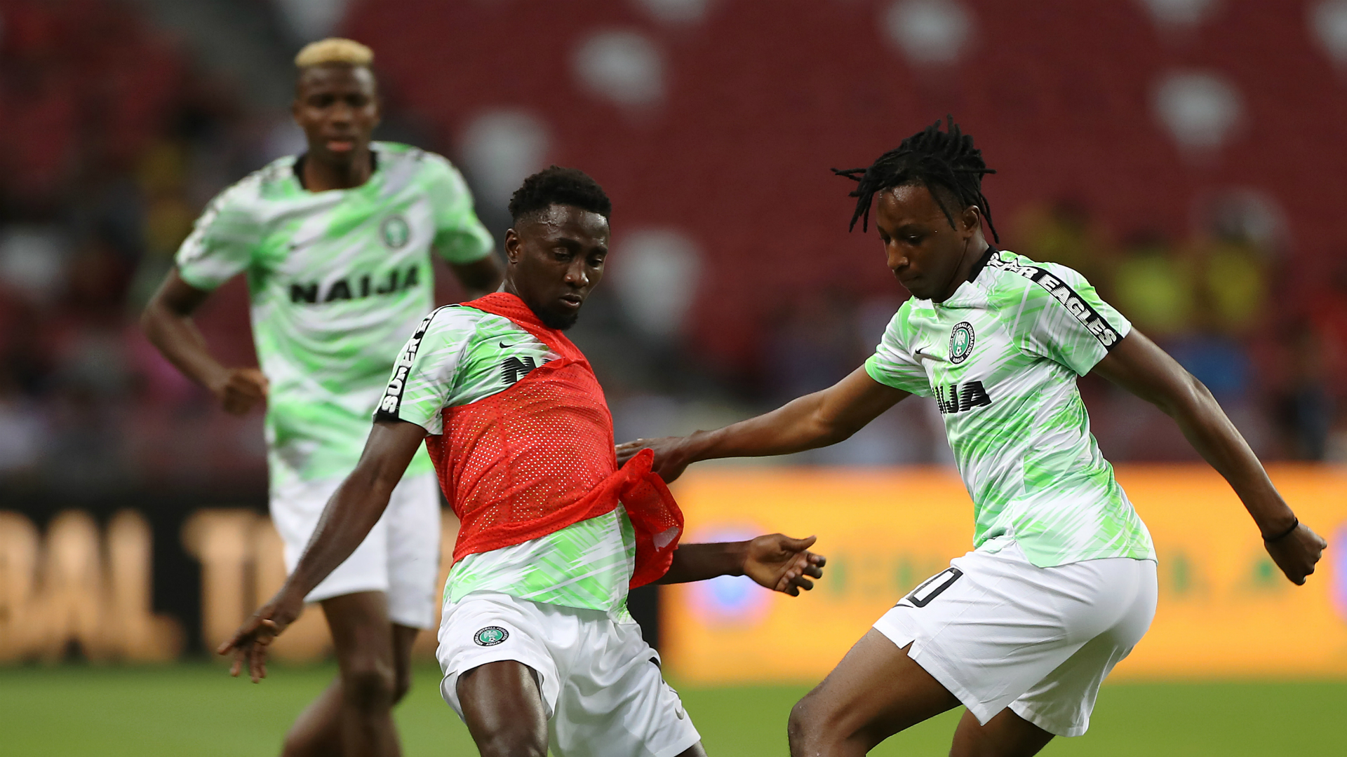 Afcon 2021 Qualifiers: Nigeria prepare for Lesotho clash