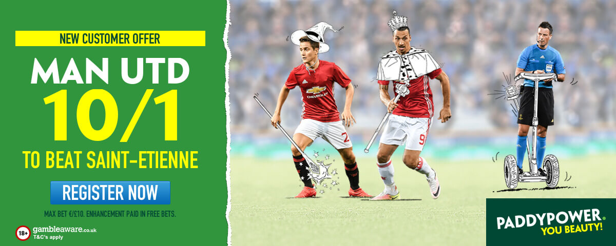 PP ENHANCED MANCHESTER UNITED V ST ETIENNE