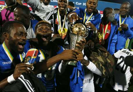 Caf congress approves Champions League changes