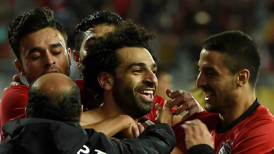 Mohamed Salah - Egypt vs. Tunisia