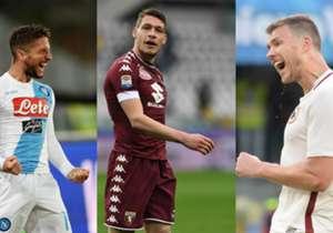Wer wird Torschützenkönig der Serie A?