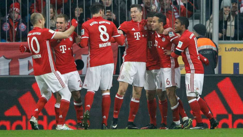 Expensive Squads Bayern Munich