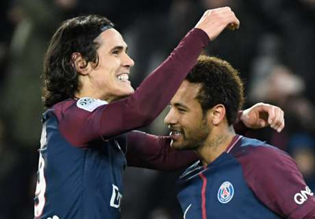 Cavani: Neymar will take PSG's penalties