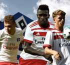 HSV: Sechs Talente ins Trainingslager