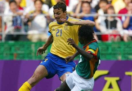 'Europe was afraid to playoff Africa'