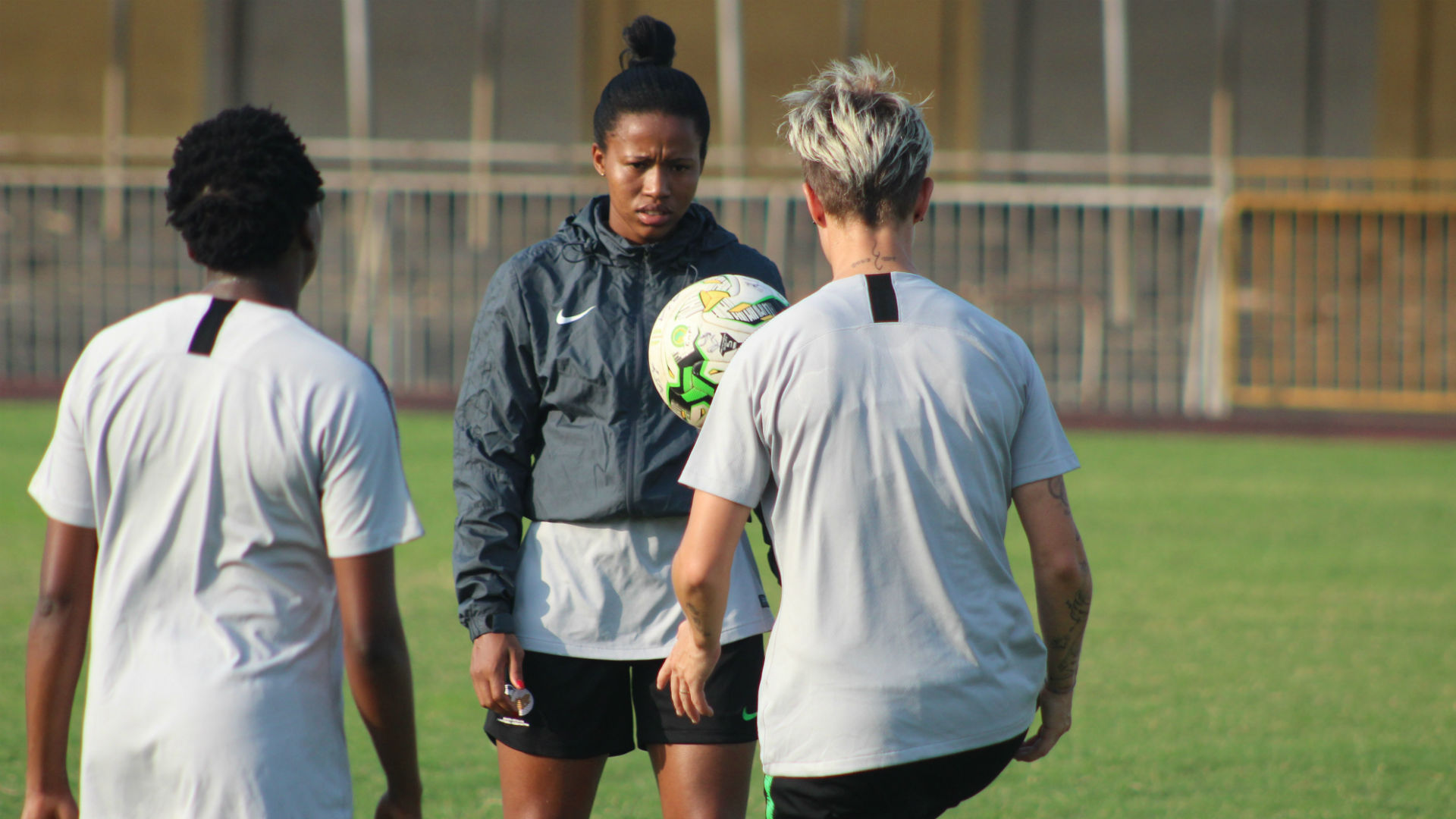 Kgatlana and Motlhalo return as Jane leads Banyana's 22-woman squad for Japan friendly