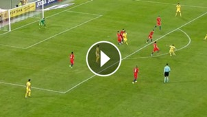 video gol empate rumania chile