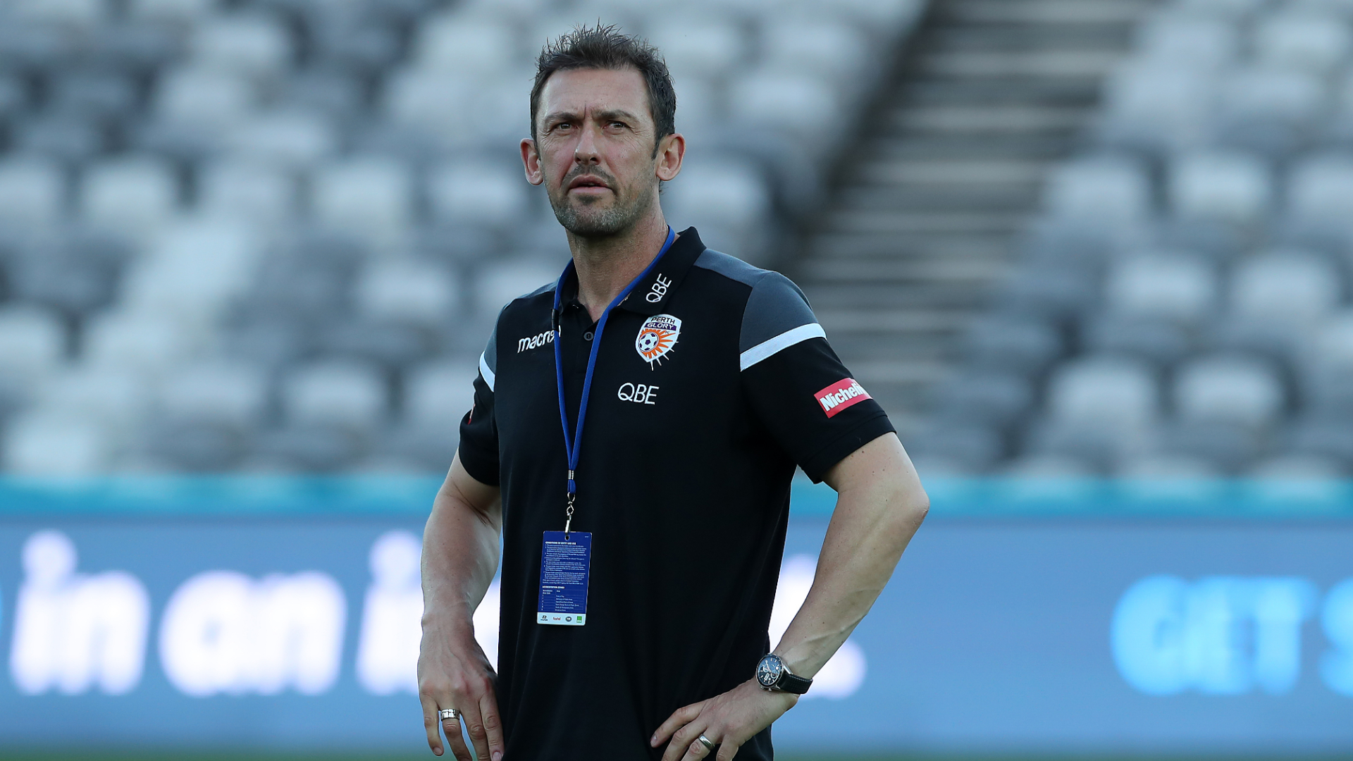 I don't want Perth Glory to admire Manchester United - Popovic