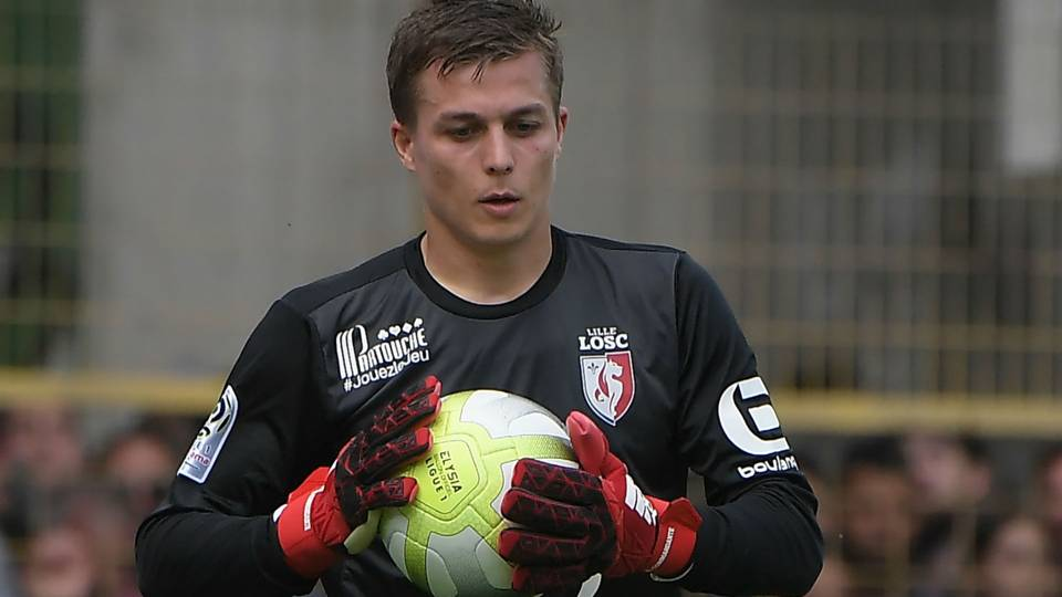 Nicolas De Preville Lille Strasbourg Ligue 1 13082017
