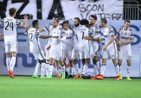 Cagliari-Juventus 0-2, résumé de match