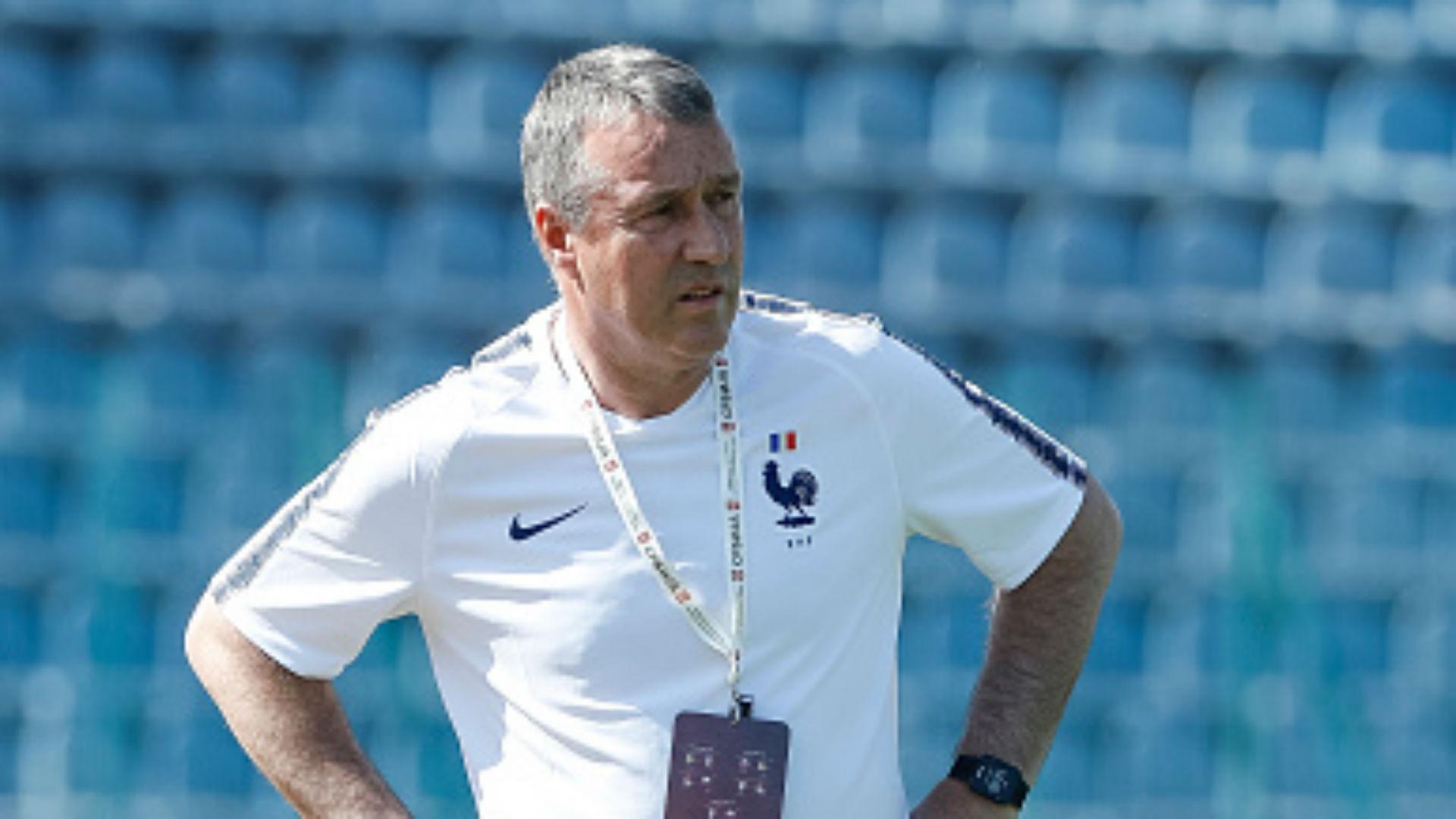 France U18 : Jean-Claude Giuntini explique pourquoi il a refusé l'Olympique de Marseille